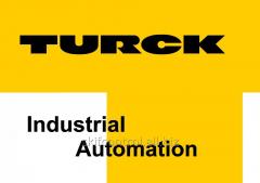 Equipment of TURCK firm (Germany)