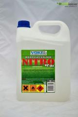 Nitro Voke solvent of 5 liters