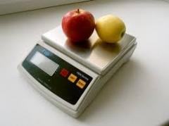 Kitchen scales kg FUJI 10.