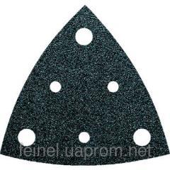 Набор шлифовальных листов из абразивной шкурки с