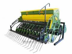 GIOVE + ENERGY: the seeder combined mechanical + a