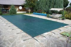 Coverings for pools Shield
