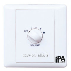 IPV-C60 loudness regulator