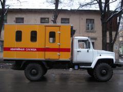 Special bodies vans