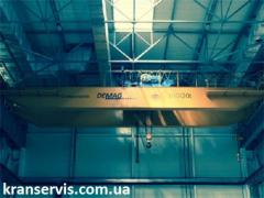Crane-service-production, installation and service