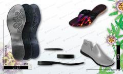 Soles are shoe. Female, classics, comfort, sport