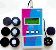 The DOSIMETER of POWER ILLUMINATION for