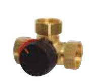 Смесительный клапан ESBE VRG138, накидная гайка