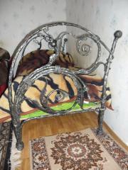 Кованые кровати недорого Житомир