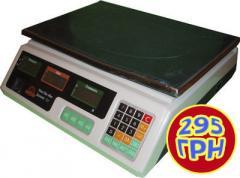 Продам весы торговые 35 кг