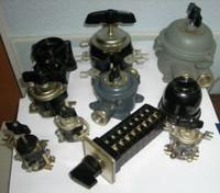 Переключатели ПКП-25