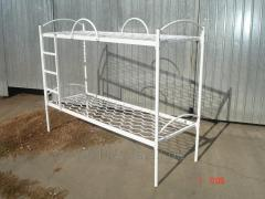 Bed metal (044-4652355) army 1-2-level