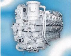 Дизель-генератор 4Д80Б для модернизации маневоровых ЧМЭ-3 путем замены штатных дизелей K6S310DR