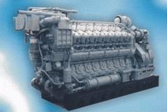 Дизель-генератор 1Д80Б для модернизации маневоровых 2ТЭ116 путем замены штатных дизелей 1А-5Д49