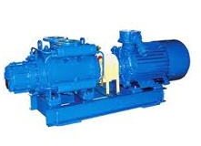 Electric pump units