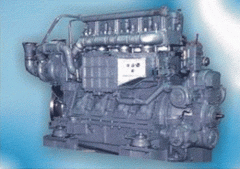 Дизель-генератор 11Д80Б для модернизации маневоровых ТГМ-4 путем замены штатных дизелей 211Д