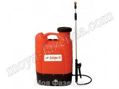 Accumulator sprayer of Dnipro of M of SPE 18B (L-1