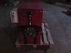 Machine of a gofrokolen elbows machine