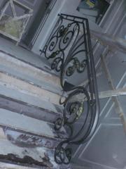 Лестницы кованые на заказ Житомир Украина