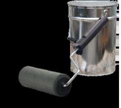 Bituminous waterproofing. Mastic, Primer.