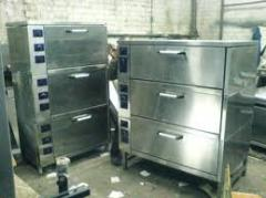 Cabinet ovens. Cabinet ovens from the producer.