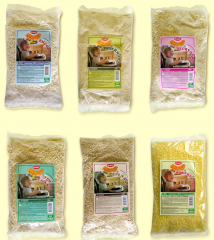Kashi of instant preparation from proizvoditiyelya