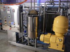 Пастеризационно-охладительные установки...