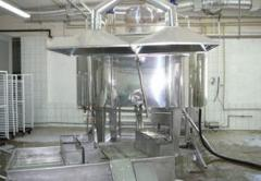 CBB-10/2 brand cheese processing machines
