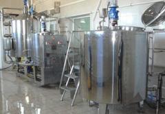 Линии производства горчицы, кетчупа СВВ-1,25М