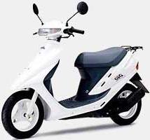 Honda Giorno Crea AF54