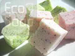 EcoSoap Сахарный скраб «Дыня»