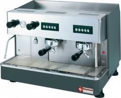 Automatic espresso coffee machine, 2 groups