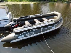 Лодки надувные. Наличие надувного фальшборта на