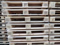 Second-hand europallets sale,  purchase