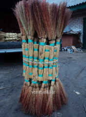 Sorghum brooms Ukraine