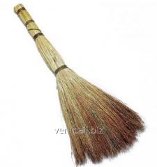 Sorghum brooms 1-5 grade