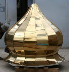 Купола для храмов.