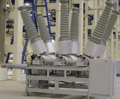 High-voltage equipment for installation