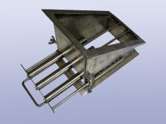 Сепаратор МСС для извлечения металломагнитных