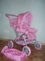 Carriages for dolls wholesale