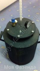 Autoclave sterilizer 14 l (R-33 code)