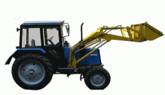 Loading equipment (front-end loader)