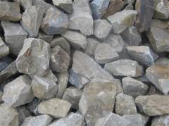 Камень бутовый от производителя. Возможен экспорт.