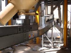 Conveyors scraper universal of England