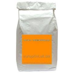 Kraft bags of flour