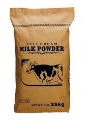 Bags of kraft paper for milk powder
