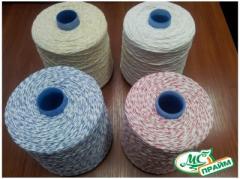 Twine of cotton 400 Tkh