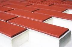 Thermopanels with clinker
