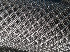 Mesh for fencing 25 * 25, galvanized 1.8 mm, 1.5 *