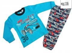 Пижама детская от 4 до 7 лет.№1106